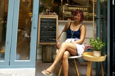 Sweet Talk with Angel Hon, Founder of Sweetpea Cafe