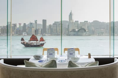 New Menu Review: Mediterranean-inspired Seafood at Rech by Alain Ducasse