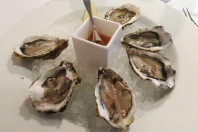 Restaurant Review: Fishsteria's Crudo Brunch
