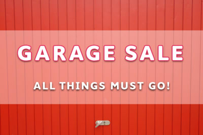 Massive Garage Sale