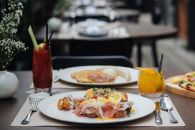 Brunch Review: Mercato's Weekend Brunch