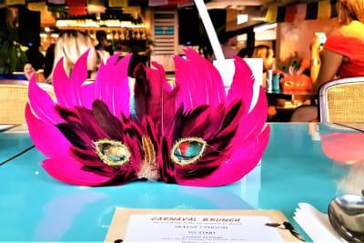 New Brunch: Carnaval Brunch at Uma Nota