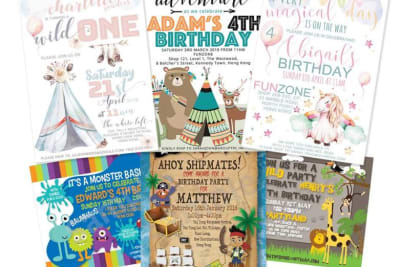 From Cakes to Cards: Children's Parties Made Simple