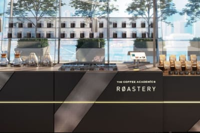 The Coffee Academïcs RØASTERY Pop-Up