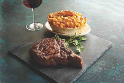 Restaurant Review: Morton's The Steakhouse