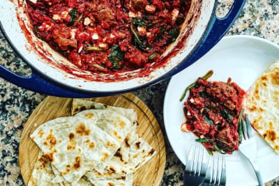Recipe: Spiced Beef and Beetroot Stew