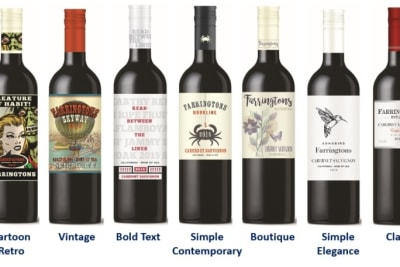 Rewriting Wine 101: Label Design