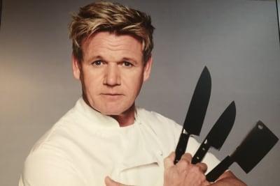 Gordon Ramsay Opens maze Grill Hong Kong