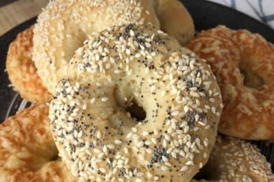 Recipe: Gluten-Free Bagels
