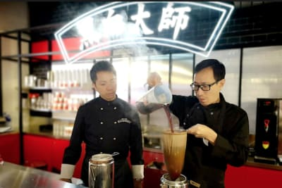 The Secret Life of Hong Kong Milk Tea