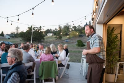 Chef Talk with Daniel Kedan