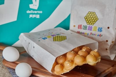 Deliveroo x Mammy Pancake Pop-Up in Mongkok