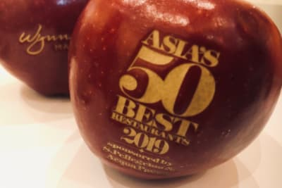 BREAKING NEWS: Asia's 50 Best Restaurants 2019