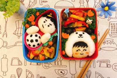 Last chance to buy tickets! Foodie Family Bento Workshop
