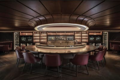 New Restaurant: SOMM at The Landmark Mandarin Oriental
