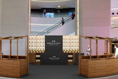 BREAKING NEWS: Winner of Diageo Reserve WORLD CLASS Competition HK & Macau Announced