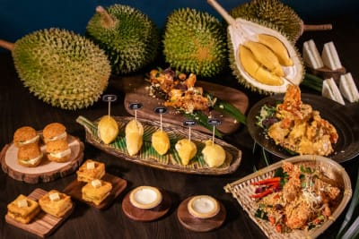 Our En-durian Love Affair with Malaysian Cuisine in Hong Kong