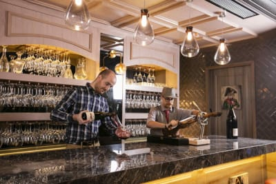 New Bar: ThinkWine