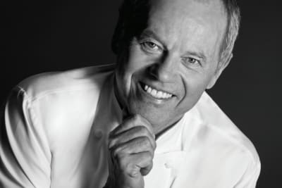 Interview with Chef Wolfgang Puck