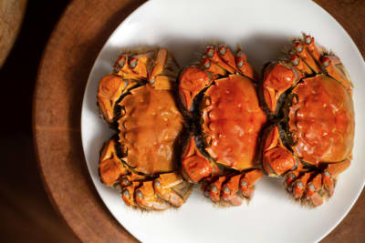Hairy Crab Feast at Old Bailey