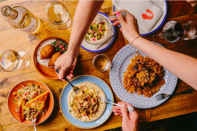 Feast de Noël at Maison Libanaise