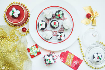 12 Days of Christmas Cookies: Brandy Balls