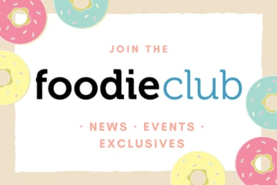 3 Reasons to Join Foodie Club
