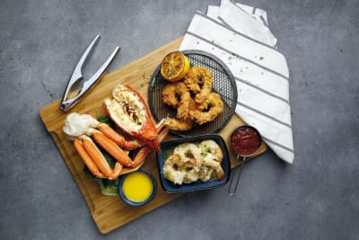 New Restaurant: Red Lobster