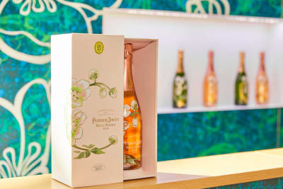 La Vie en Rosé: Perrier-Jouët Unveils New Belle Epoque Rosé 2012