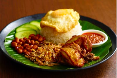Festive Lunch Buffet of Malaysian Delights at Café Malacca