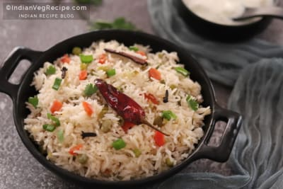 Recipe: Vegetable Pulao