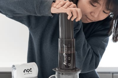 NOC Brewing Guide: AeroPress Coffee