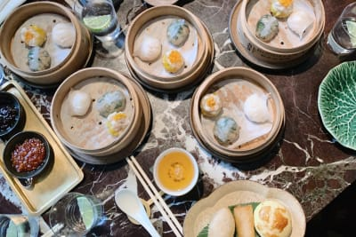 Duddell's New All-Day Dim Sum and Set Menus