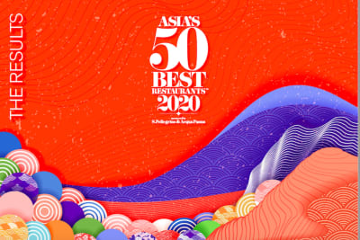 Asia's 50 Best Restaurants 2020