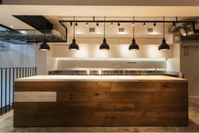 Test Kitchen Chefs' Table