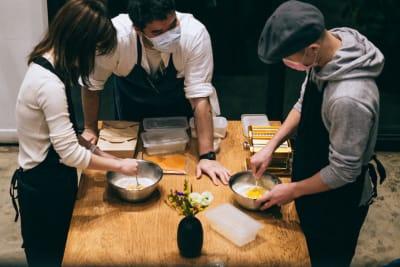 Pasta Workshops with Ex-Ledbury Chef