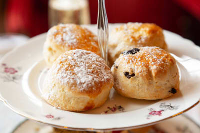 Recipe: Scrumptious Scones