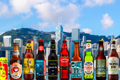 Beerhound Launches in Hong Kong