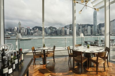 New Restaurant: Harbourside Grill