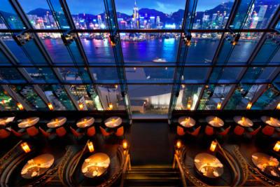 Asia's 50 Best Bars at Aqua Spirit