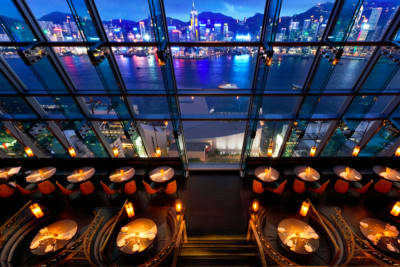 Asia's 50 Best Bars at Aqua Spirit