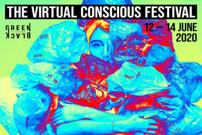 The Virtual Conscious Festival by Green Is The New Black