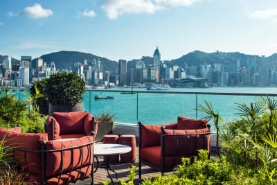 Staycation: Kerry Hotel, Hong Kong