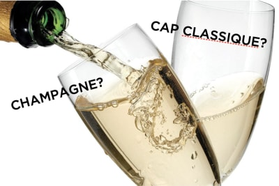 Rewriting Wine 101: Cap Classique Challenge