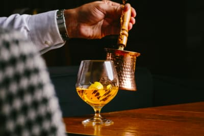 New Mixologist and Cocktail Menu at Duddell's