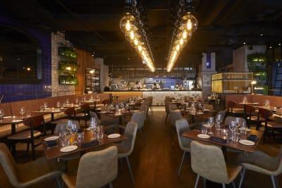 New Restaurant: Fiamma