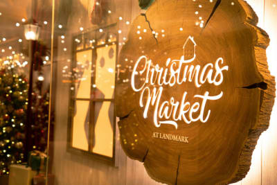 Pop-Up Christmas Market at LANDMARK