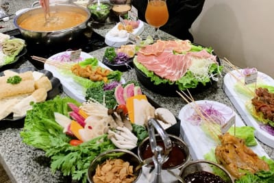 New Hotpot Menus at Megan's Kitchen