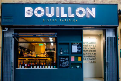 Escape to Paris with Bouillon