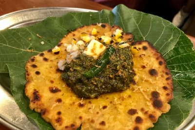David Greenberg Reviews... Breakfast at New Punjab Club
